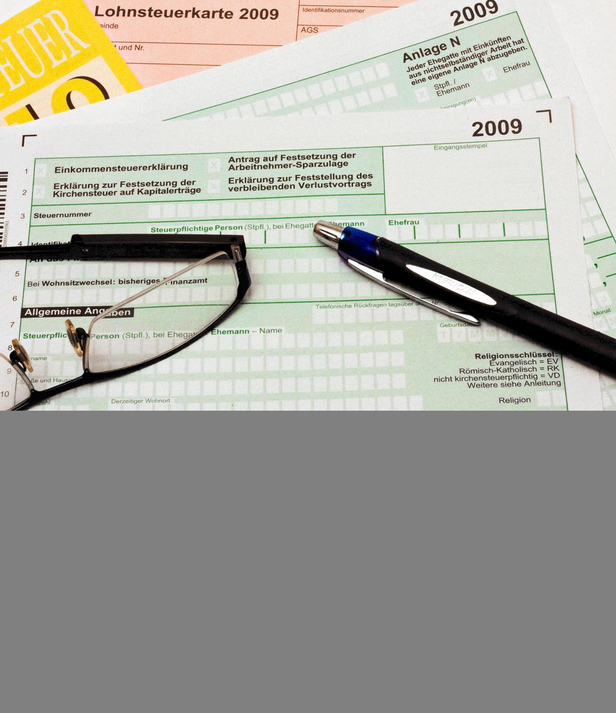 Steuervereinfachung und Bürokratieabbau